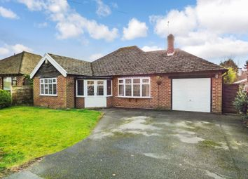 Thumbnail 3 bed bungalow for sale in Balmoral Drive, High Lane, Stockport