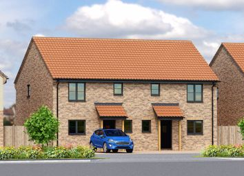 Thumbnail 3 bed semi-detached house for sale in Plot 4 And 5, Palmers Lane, Freethorpe