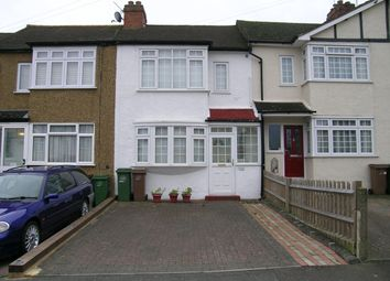 Thumbnail 2 bed terraced house to rent in Conrad Drive, Worcester Park, Surrey