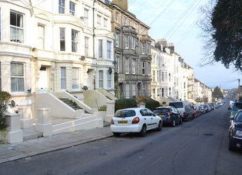 Thumbnail 1 bed flat to rent in Kenilworth Road, St Leonards On Sea, East Sussex, Tn Ojl
