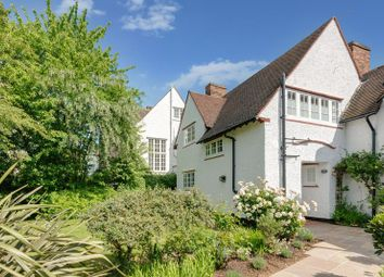 Thumbnail 4 bed semi-detached house for sale in Temple Fortune Lane, Hampstead Garden Suburb, London