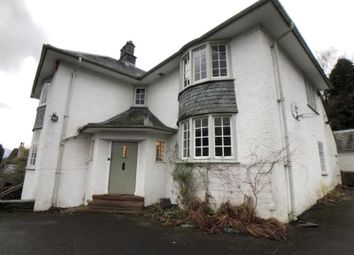 Thumbnail 4 bed detached house to rent in Thornthwaite Vicarage, Braithwaite, Keswick, Cumbria