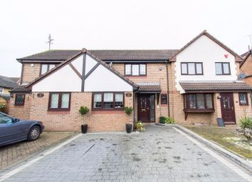 Thumbnail 2 bed terraced house for sale in Exmoor Close, Ilford
