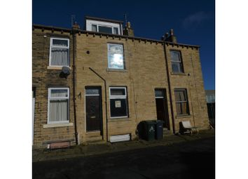 Thumbnail 2 bed terraced house for sale in Sand Street, Keighley
