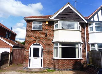 Thumbnail 3 bedroom semi-detached house for sale in Shardlow Road, Alvaston, Derby