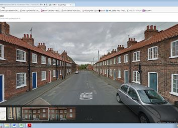Thumbnail 2 bed terraced house to rent in Cliffe Street, New Frodingham, Scunthorpe