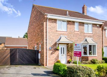 Thumbnail 5 bed detached house for sale in The Poplars, Brayton, Selby