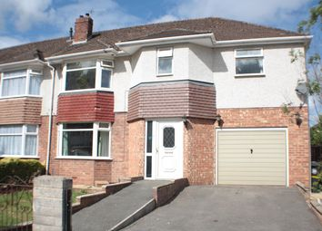 Thumbnail 4 bed end terrace house to rent in Headley Park Avenue, Bristol