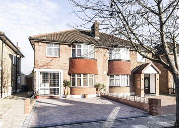 Thumbnail 3 bed semi-detached house for sale in Gibbon Road, London