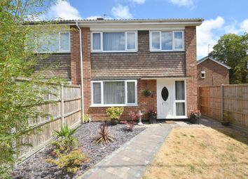 Thumbnail 3 bed semi-detached house to rent in Kings Hill, Great Cornard, Sudbury