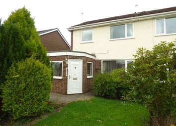 Thumbnail 4 bed semi-detached house for sale in Enfield Close, Eccleston, Chorley