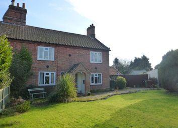 Thumbnail 4 bed semi-detached house for sale in Mill Road, Hethersett, Norwich