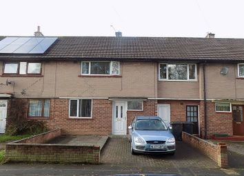 Thumbnail 2 bed terraced house for sale in Tindale Drive, Carlisle
