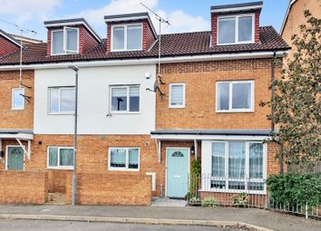 Thumbnail 4 bed semi-detached house for sale in Hampden Way, High Wycombe