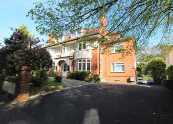 Thumbnail 2 bed flat for sale in Fairways, 34 Queens Park West Drive, Bournemouth, Dorset