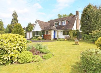 Thumbnail 4 bedroom detached house for sale in Shepherds Way, Liphook, Hampshire
