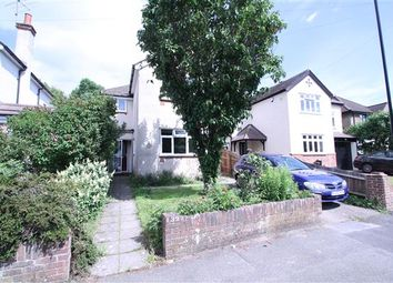 Thumbnail 3 bedroom detached house for sale in Chaldon Way, Coulsdon