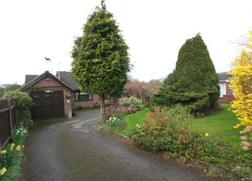 Thumbnail 4 bed detached bungalow for sale in Old Coppice Side, Heanor