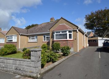 Thumbnail 2 bed semi-detached bungalow for sale in Mayfair Crescent, Plymouth, Devon