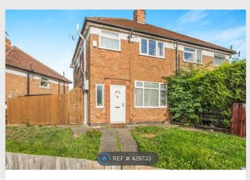 Thumbnail 3 bedroom semi-detached house to rent in Havencrest Drive, Leicester
