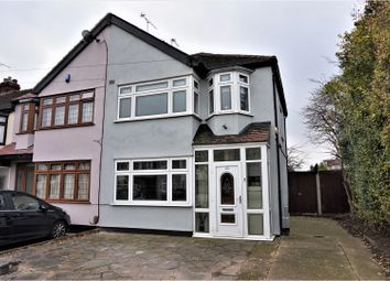 Thumbnail 3 bed end terrace house for sale in Faircross Avenue, Romford