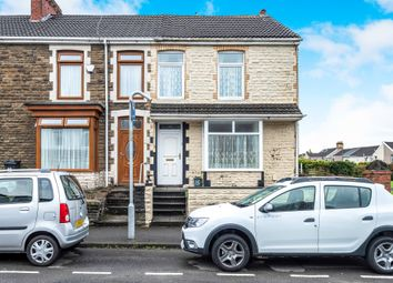 Thumbnail 3 bed end terrace house for sale in Evelyn Road, Skewen, Neath
