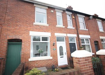 Thumbnail 3 bed terraced house to rent in Friarswood Road, Newcastle-Under-Lyme