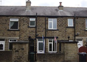 Thumbnail 2 bed terraced house to rent in Cornwall Road, Stockbridge, Keighley