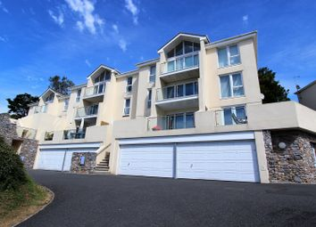 Thumbnail 3 bed flat for sale in Ilsham Marine Drive, Torquay