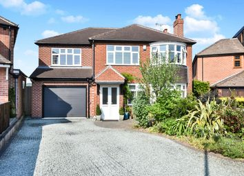 Thumbnail 5 bed detached house for sale in Eaton Avenue, Allestree, Derby