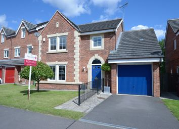 Thumbnail 4 bedroom detached house for sale in St. Matthews Close, Renishaw, Sheffield