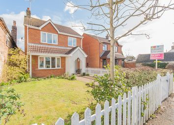 Thumbnail 3 bed detached house for sale in North Street, Digby, Lincoln