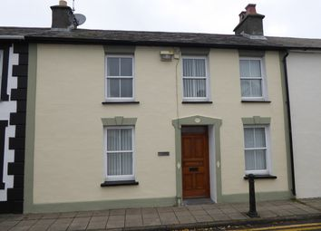Thumbnail 2 bed terraced house for sale in Masons Row, Aberaeron