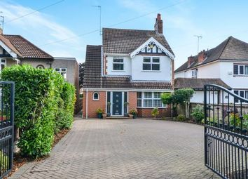 Thumbnail 4 bedroom detached house for sale in Nottingham Road, Mansfield, Nottinghamshire