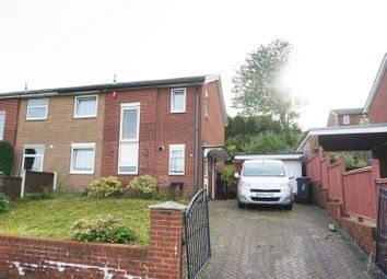 Thumbnail 3 bed semi-detached house for sale in Ridgway Place Wolstanton, Newcastle