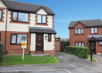 Thumbnail 3 bedroom semi-detached house for sale in Blossom Close, Langstone, Newport