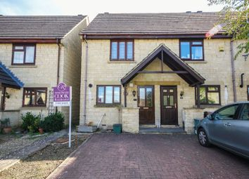 Thumbnail 2 bedroom end terrace house for sale in Rosehip Court, Up Hatherley, Cheltenham