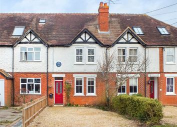 Thumbnail 3 bed terraced house for sale in Sunnyside, The Street, Crookham Village, Fleet