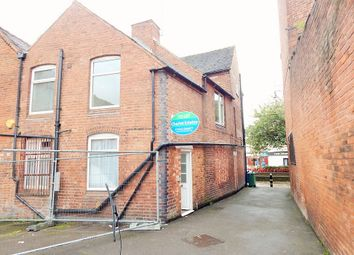 Thumbnail 2 bed flat to rent in Market Street, Rugeley