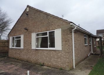 Thumbnail 3 bedroom detached bungalow to rent in Pine Close, Stamford, Lincolnshire