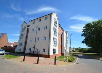 Thumbnail 2 bed flat for sale in Antigua Way, Bletchley, Milton Keynes