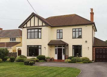 Thumbnail 4 bed detached house for sale in The Avenue, Clevedon