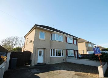 Thumbnail 3 bed semi-detached house for sale in Smithcourt Drive, Little Stoke, Bristol, Gloucestershire