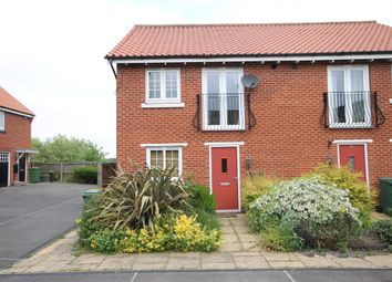 Thumbnail 1 bed property to rent in Parsons Close, Fernwood, Newark, Nottinghamshire.