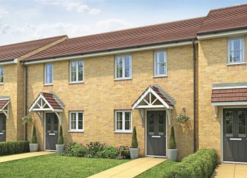 Thumbnail 2 bed town house for sale in Mitchell Gardens, Kidsgrove, Stoke-On-Trent