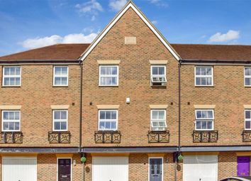 3 bed town house for sale in Medway Court, Aylesford, Kent ME20