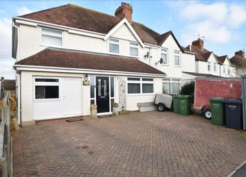 Thumbnail 5 bed semi-detached house for sale in Kings Lane, Norton, Evesham