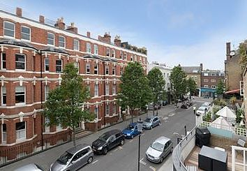 Thumbnail 3 bed property to rent in Stunning Penthouse, Peony Court, London, Chelsea