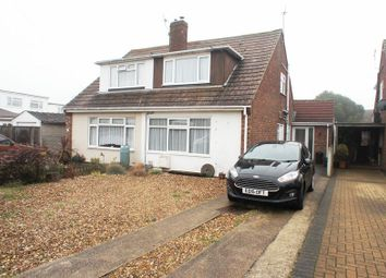 Thumbnail 3 bed semi-detached house for sale in Samsons Close, Brightlingsea, Colchester