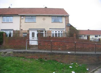 Thumbnail 3 bed terraced house for sale in Waverdale Avenue, Walker, Newcastle Upon Tyne